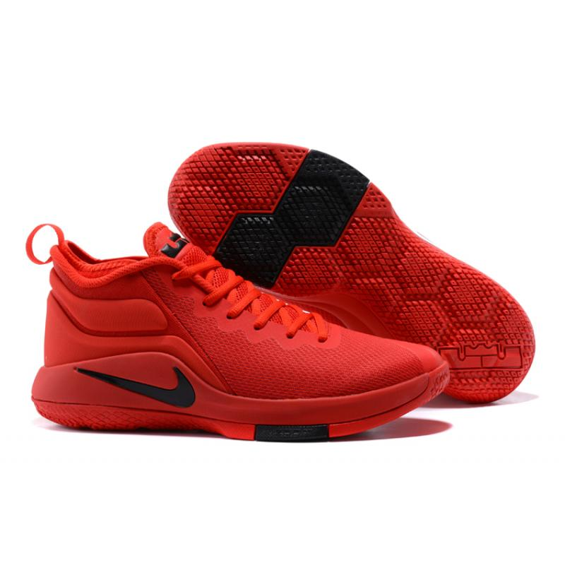 "04a04227482e8 Nike LeBron Zoom Witness 2 ""University Red"" Basketball Shoes Best ..."