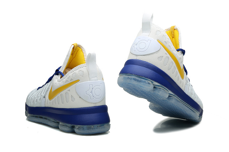 "detailed look 10d10 1dd1c Nike KD 9 ""Golden State Warriors"" Latest"