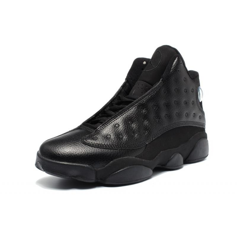 buy popular 773ef 8e5cb ... Air Jordan 13 Retro All Black For Sale ...