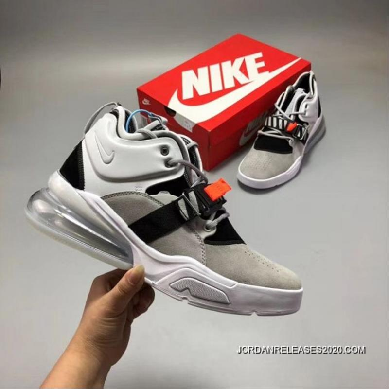 2f3af1c3c2 Men Nike Air Force 270 Running Shoes SKU:77349-295 Authentic, Price ...