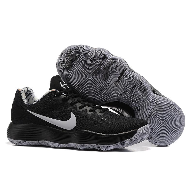 "the best attitude 7e4fa b8114 New Year Deals Nike Hyperdunk 2017 Low EP ""BHM"" Black White ..."