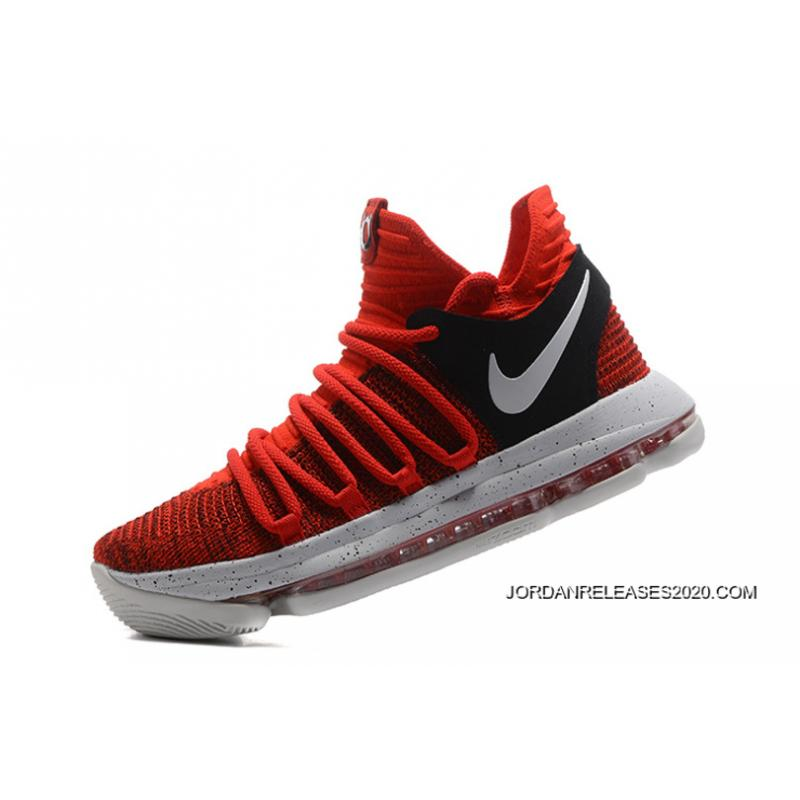 timeless design ea4e9 f7a03 ... for sale nike kd 10 university red
