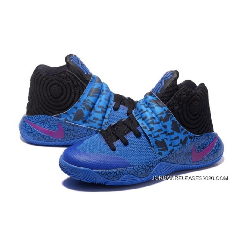 cdcb0dad2d4 2020 New Year Deals Nike Kyrie 2 Royal Blue/Purple-Black, Price ...