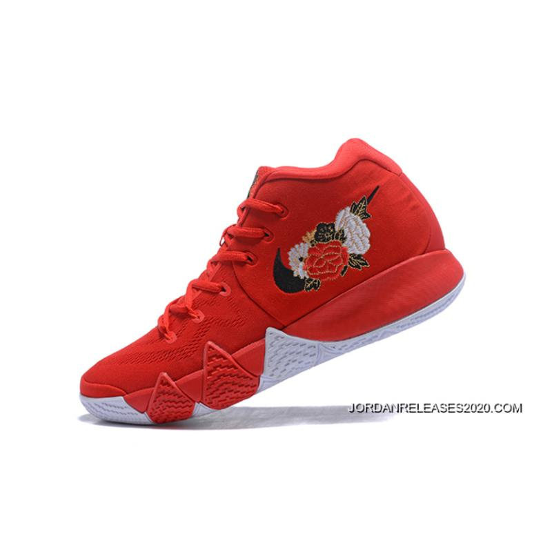 Air Jordan 4 Fuegos Artificiales Rojos pSwFFE