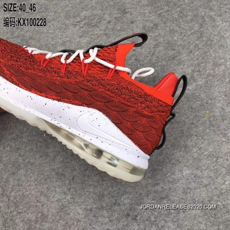 9742a81612542 ... Men Nike LeBron 15 Basketball Shoes Low SKU 117522-744 New Year Deals  ...
