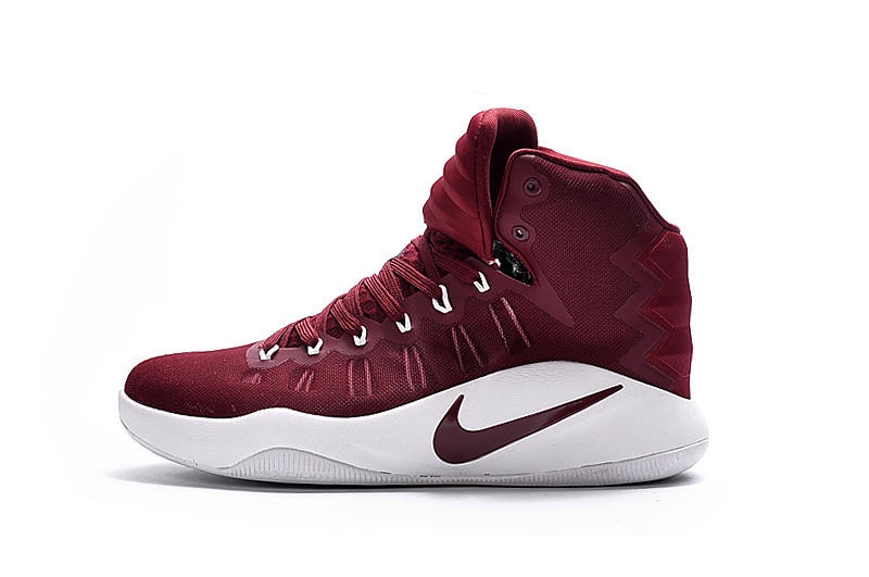 new arrivals 80f4f 97bf8 New Style Nike Hyperdunk 2016 GS Maroon White