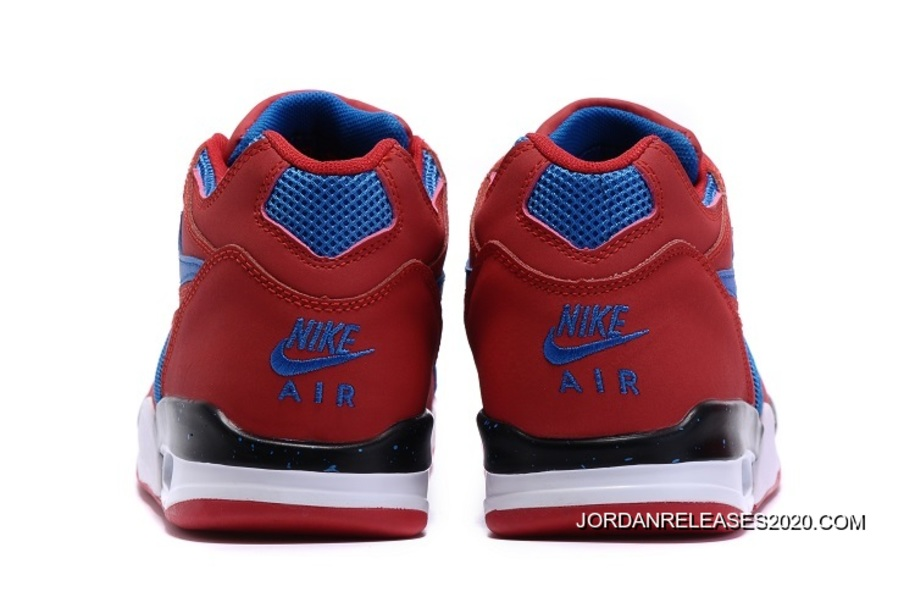 6e0e71ab67af Nike Air Flight  89 University Red Game Royal Sports Basketball Shoes 2020  Discount