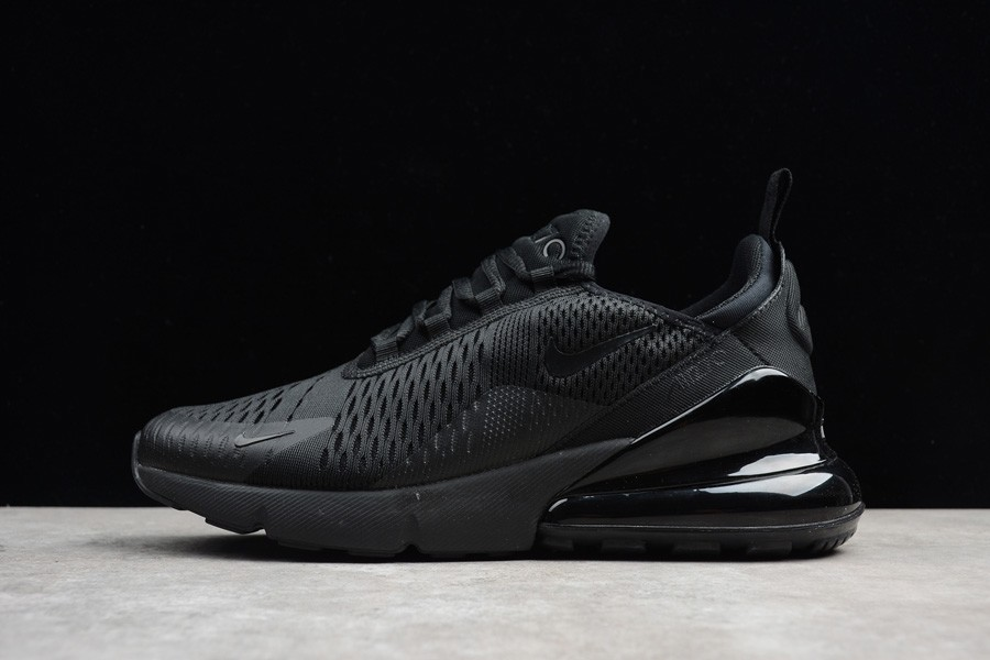 "detailed look e50ba dbfff New Release Nike Air Max 270 ""Triple Black"""