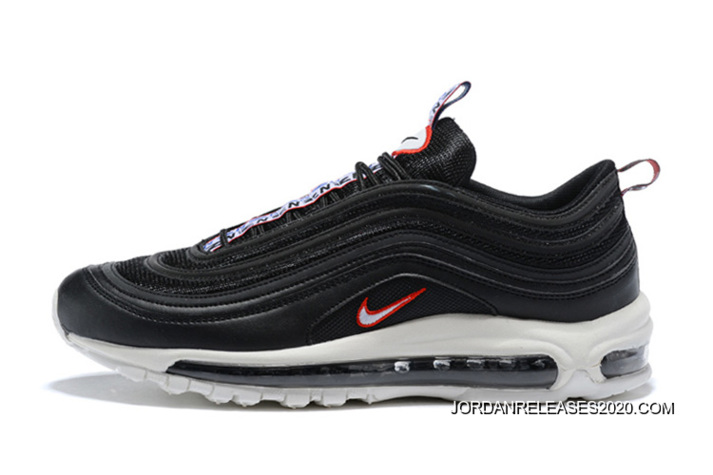 "8886db80d6f Nike Air Max 97 ""Pull Tab"" Black White-Gym Red Online"