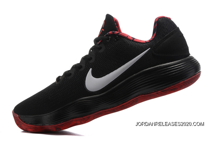 pretty nice 2f3a5 23a4b Discount Nike Hyperdunk 2017 Low EP Black Red White