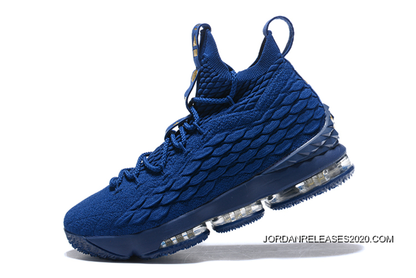 "06c926c87920 Copuon Nike LeBron 15 ""Agimat Philippines"" Coastal Blue White-Star Blue"