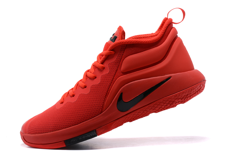 """the latest 71653 1005a Nike LeBron Zoom Witness 2 """"University Red"""" Basketball Shoes Best"""